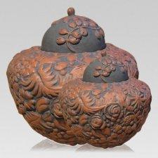 Earthen Ceramic Cremation Urns