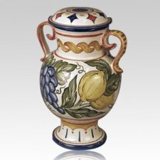 Utopia Ceramic Cremation Urn