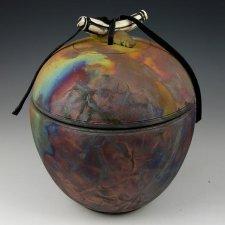 Elation Raku Cremation Urn