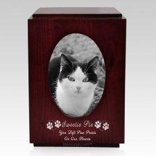 Kitty Cat Creamtion Urn