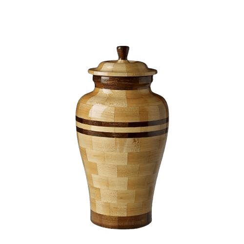 Eldon Medium Wood Urn
