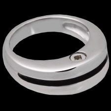 Elegant Cremation Ring