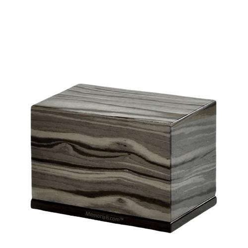 Elite Wood Keepsake Urn