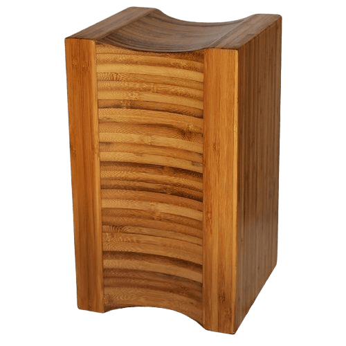 Embark Bamboo Nature Cremation Urn