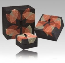 Autumn Leaves Biodegradable Urns