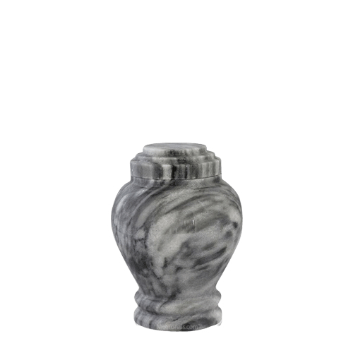 Embrace Marble Keepsake Urn