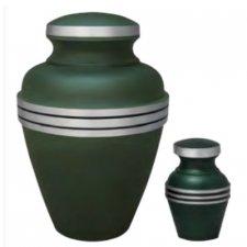 Emerald Dream Cremation Urns