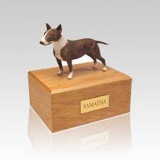 English Bull Terrier Medium Dog Urn