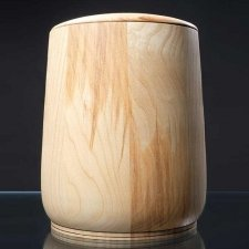 Epitome Wood Cremation Urn