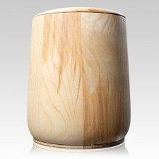 Epitome Wood Cremation Urn