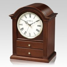 Estate Clock Cremation Urn