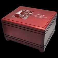 Estate Pet Cremation Urn