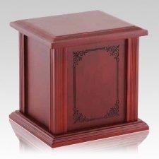 Estoria Wood Cremation Urn