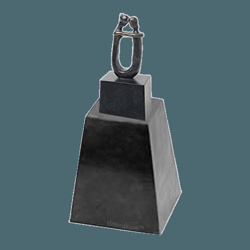Eternal Comfort Metal Cremation Urn