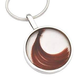 Lock of Hair Keepsake Jewelry