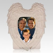 Eternal Guardian Angel Photo Frame