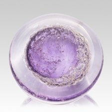 Eternal Purple Cremation Touchstone