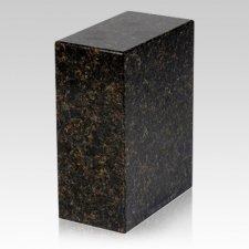 Eternitas Verde Granite Cremation Urns