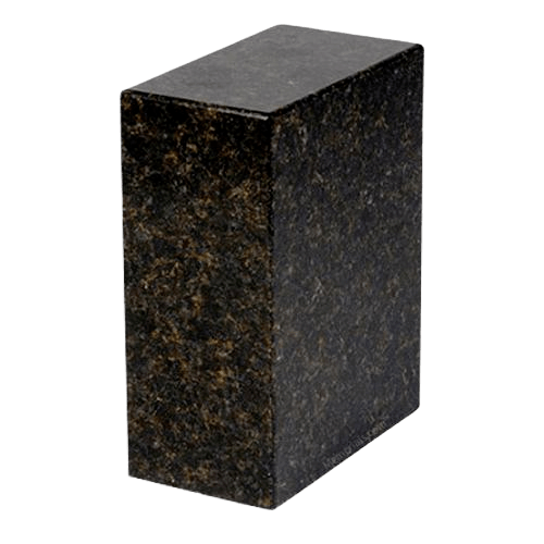 Eternitas Verde Granite Urn