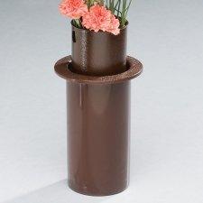 Eternity Bronze Cemetery Vase