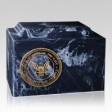 Eternity Navy Cremation Urn