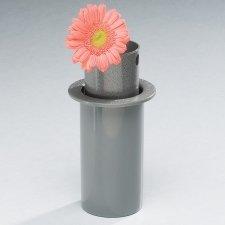 Eternity Silver Cemetery Vase