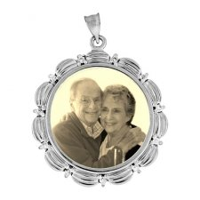 Eternity Photo Pendants