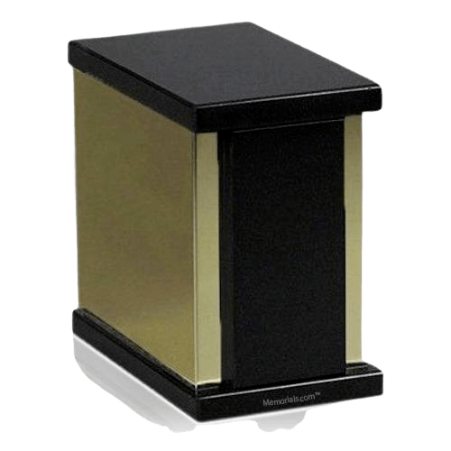 Ethinity Nero Granite Cremation Urns