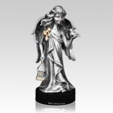 Evening Angel Keepsake Urn