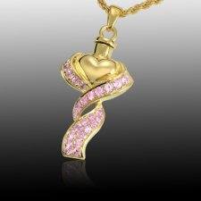 Everlasting Love Cremation Pendant II