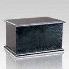 Evermore Black Keepsake Cremation Urn