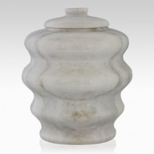 Exquisite Marble Pet Cremation Urn
