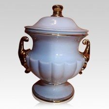 Courant Porcelain Cremation Urn