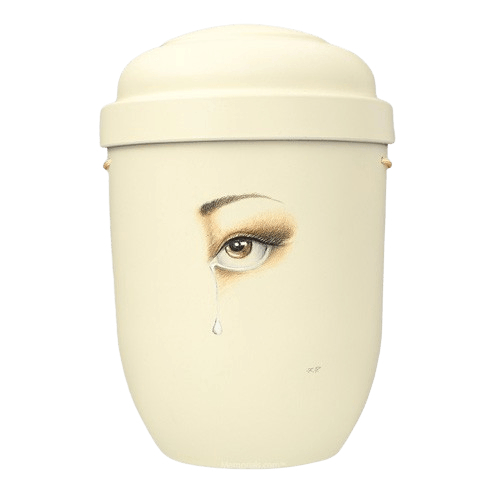 Eye See You Biodegradable Urn
