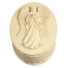 Faith Angel Memory Box
