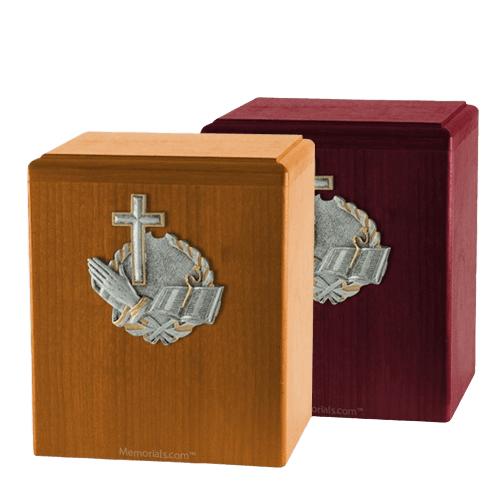 Faith Cremation Urns