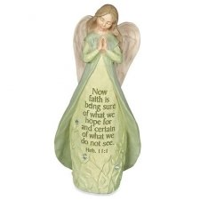 Faith Is Keepsake Angel