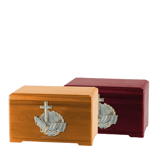Faith Prayer Cremation Urns