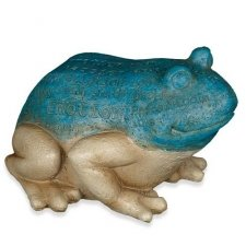 Faith Spirit Home & Garden Frog