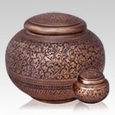 Fall Harvest Cremation Urns