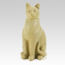 Fawn Elite Cat Cremation Urn
