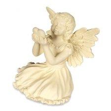 February Mini Angel Keepsake