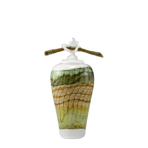 Fern Sargo Small Art Cremation Urn