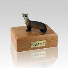 Ferret Medium Cremation Urn