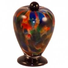 Festino Glass Pet Keepsake Urn