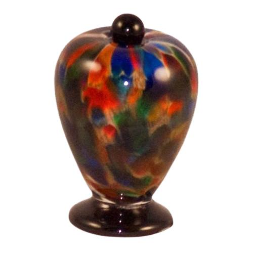 Festino Glass Pet Keepsake Urn