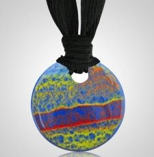 Fiesta Cremation Ashes Pendants