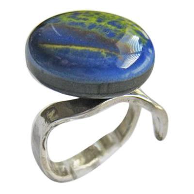 Fiesta Memorial Ashes Ring