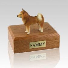 Finnish Spitz Dog Urns