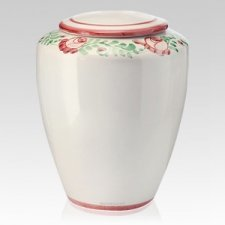 Fiore Ceramic Cremation Urns